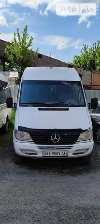 Mercedes-Benz Sprinter 316 пас. CDI 2002