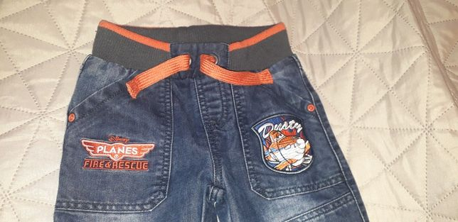 Spodnie ocieplane Dusty