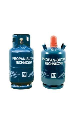 Dostawa i wymiana butli gazowych butle gazowe