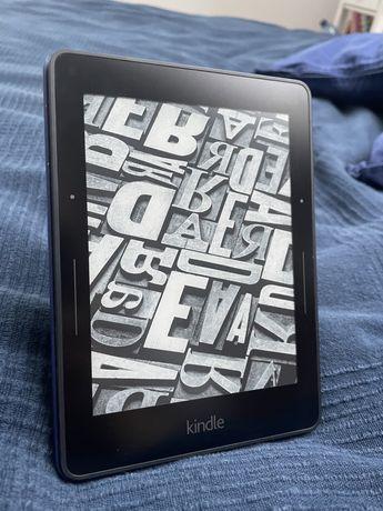 Czytnik ebook'ów Kindle Voyage bez reklam plus orginalne etui