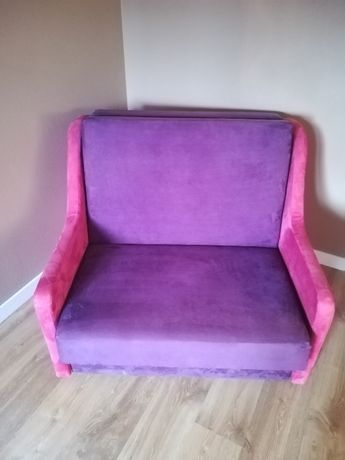 Sofa/kanapa jednoosobowa rozkładana