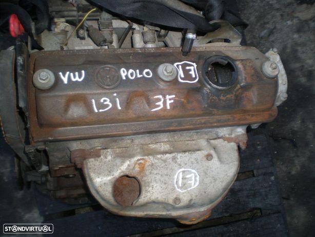 Motor gasolina 3F VW / POLO / 1991 / 1,3 / 75 /