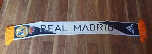 Szalik kibica Real Madryt