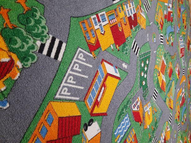 Wykładzina dywanowa dziecięca 250x250 cm