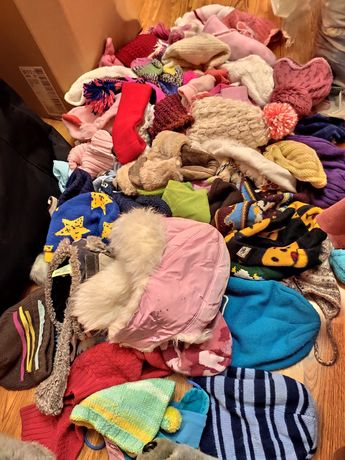 Шапка шарф для мальчика девочки опт / шапки шарфы оптом детское