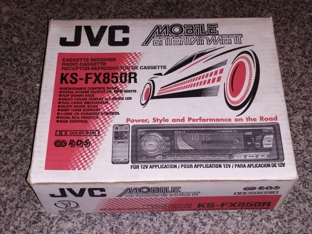 JVC KS-FX850R- Radio samochodowe