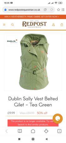 Жилет Dublin, для конного спорта
