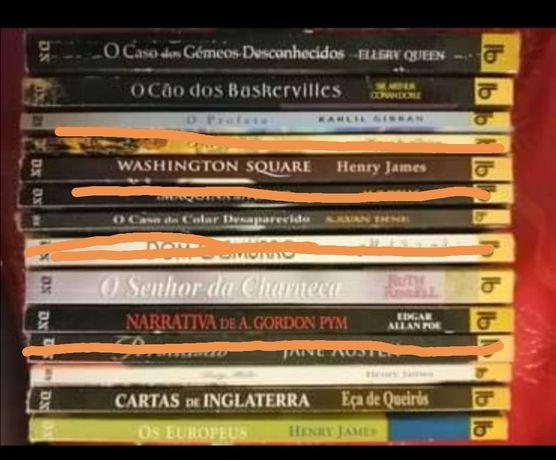 Livros de bolso