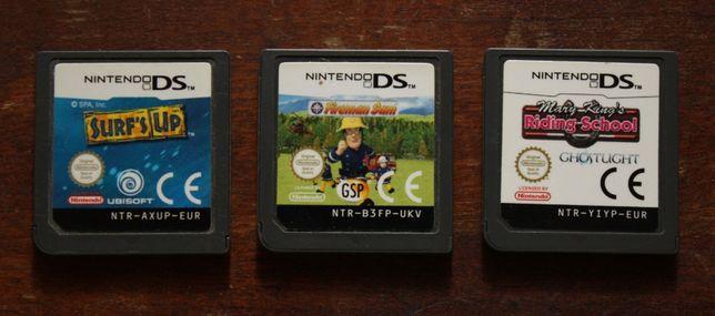 Игры для Nintendo DS - оригинал