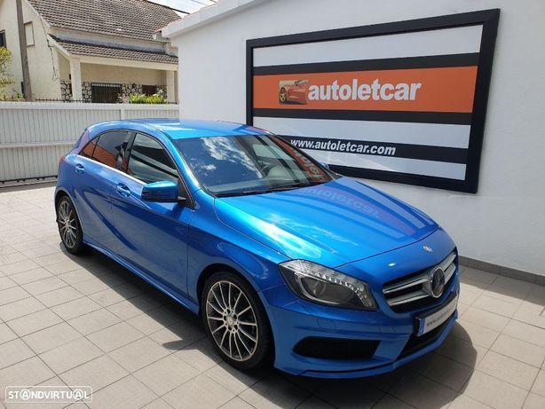 Mercedes-Benz A 200 CDi BE AMG Sport