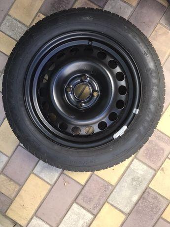 Запаска Opel 195/60 R15 4х100