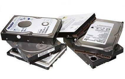 Жёсткий диск sata ide 2.5 3.5