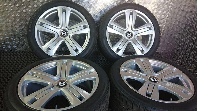 Диски R20 орегинал Bentley Continenta GT с шинами 275/40R20 Pirelli