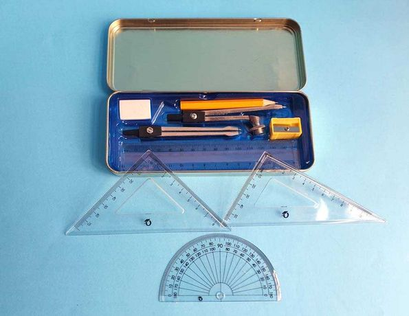 Kit de Geometria NOVO