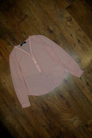 Шифоновая блузка yoins 158-164р.