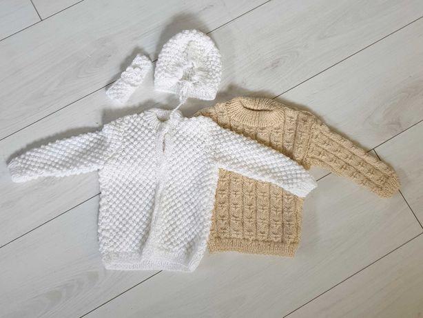 Zestaw sweterków super na sesje fotograficzne