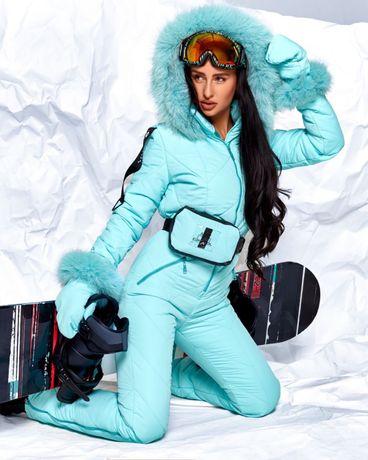 Лыжный комбинезон / лижний костюм / комбінезон женский