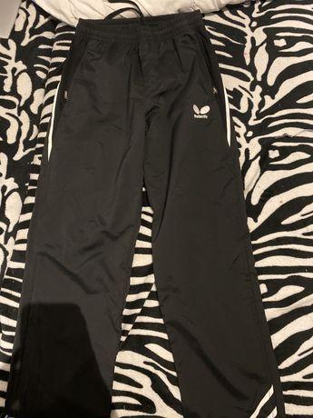 Spodnie dresowe materiałowe