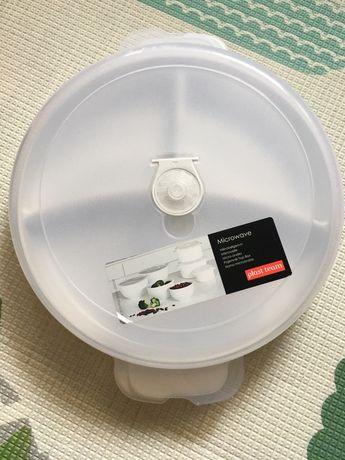 Pojemnik do mikrofali z przegródkami