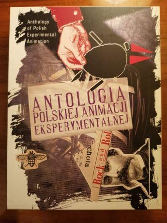 Antologia polskiej animacji eksperymentalnej 3 DVD