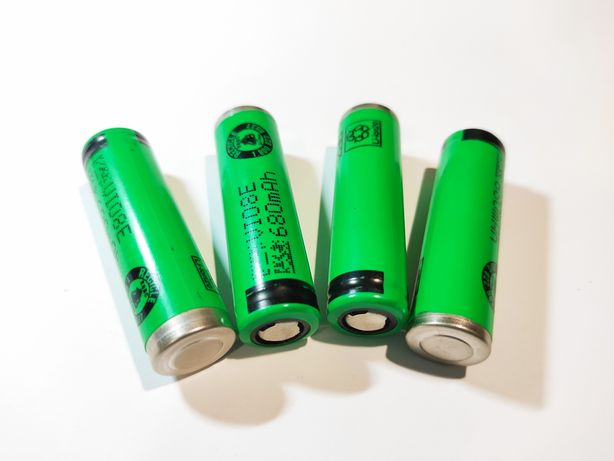 Аккумуляторы 14500 Sony US14500VR2 680 mAh 3,6V/ Li-ion аккумулятор АА