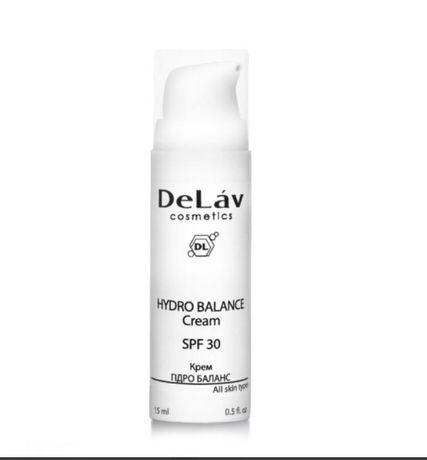 Солнцезащитный крем SPF30 Delav для чувствительной кожи 15 мл