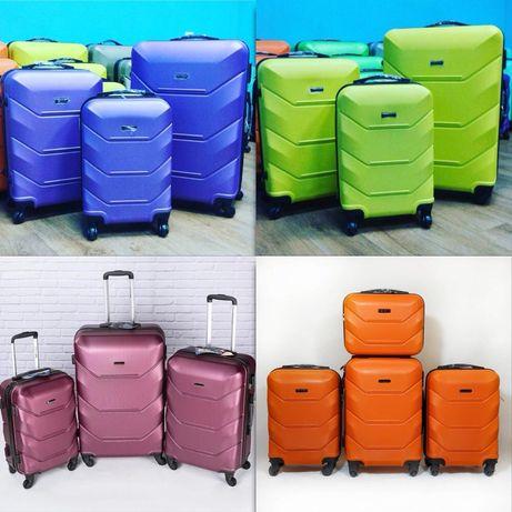 УСПЕЙ НА АКЦИЮ чемодан валіза сумка на колесах дорожная wings