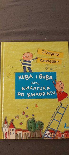 Grzegorz Kasdepke Kuba i Buba
