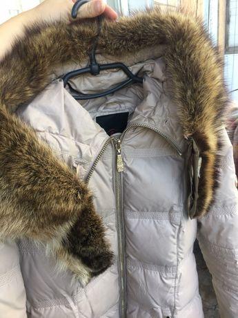 Зимняе пальто, пуховик