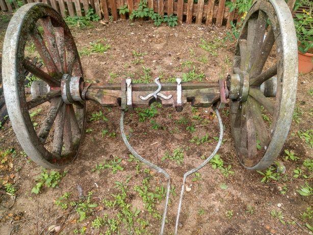 Wóz żelazny, elementy