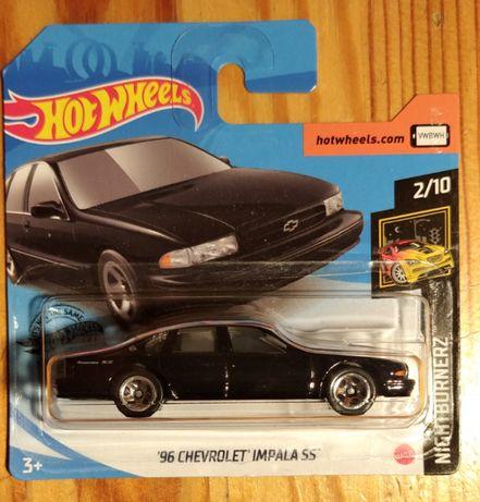 Hot Wheels Chevrolet Impala SS