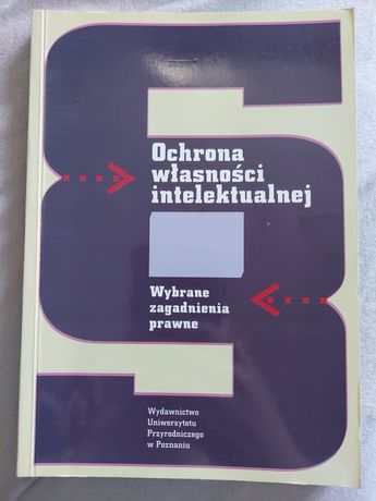 Książka - Ochrona własności intelektualnej