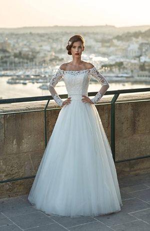 Suknia ślubna rozmiar 36 Annais Bridal