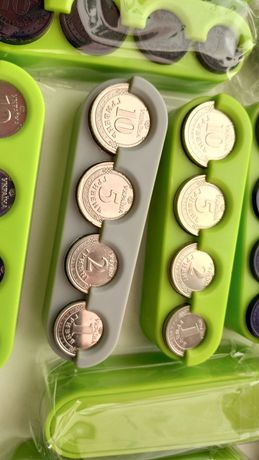 Карманная монетница для гривен