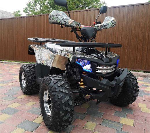 Квадроцикл подростковый бензиновый SokMoto Hunter 125 кубов