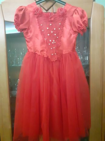 Suknia księżniczki 128 BAL SESJA ZDJĘCIOWA