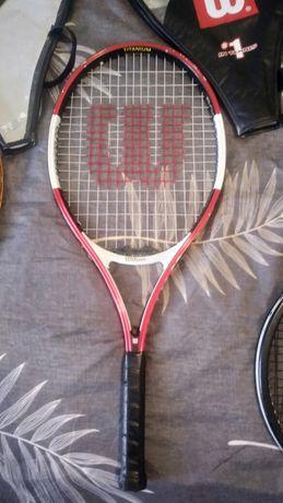 Rakieta tenisowa Wilson Roger Federer 25 pokrowiec B.db stan