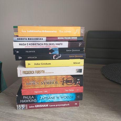 Książki 26 szt różni autorzy