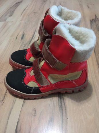 Buty zimowe Lukbut