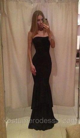 Красивое, вечернее платье