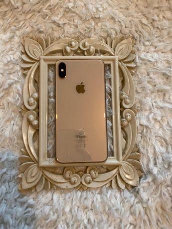 Iphone XS Max gold 256 gb desbloqueado