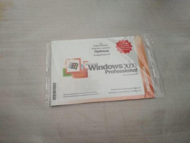Windows 2000 Płyta przewodnik oryginalnie zapakowane