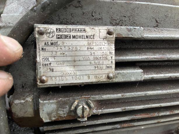 Sprezarka 2.2 kw 380v
