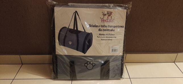 Torba transportowa dla psa lub kota do 6 kg