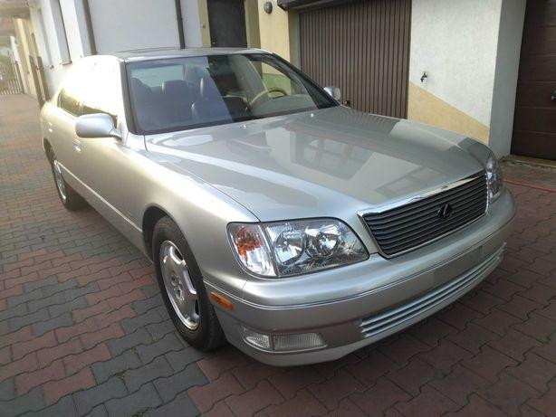 Lexus ls400 Platinum series