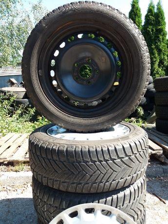 Koła zimowe Volvo 6,5x16 ET 52,5 5x108 205/55r16 Dunlop Sp winter M3