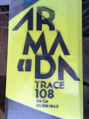 Armada Trace 108 женские, 156см