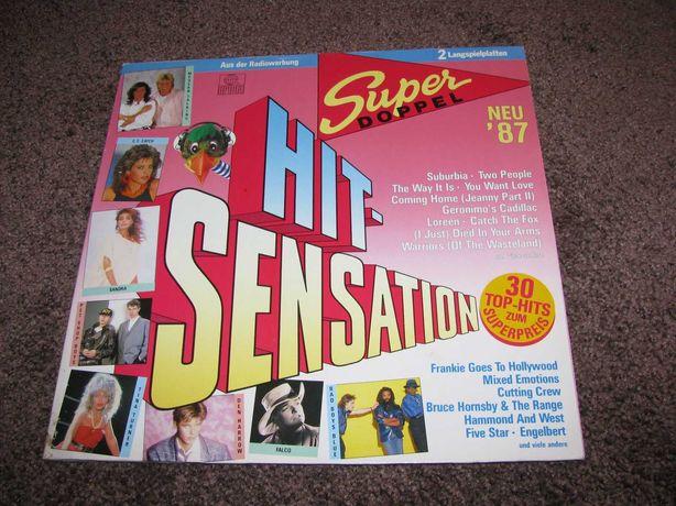 Super Doppel Hit-Sensation '87, płyty winylowe