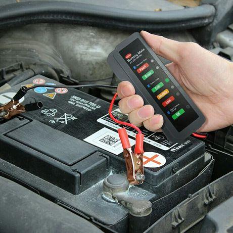 Teste bateria e alternador