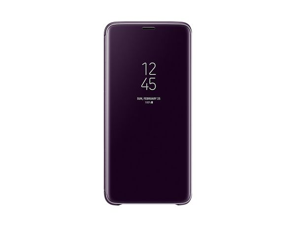 Чехол Clear View Standing Cover Samsung Galaxy S9/ S9 Plus A70 A80 A90